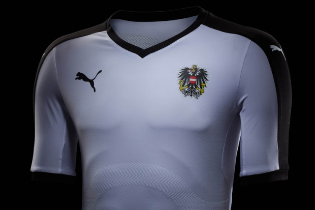 Austria Away Kit