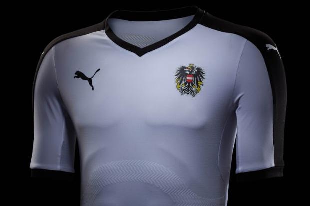 Austria Away Kit