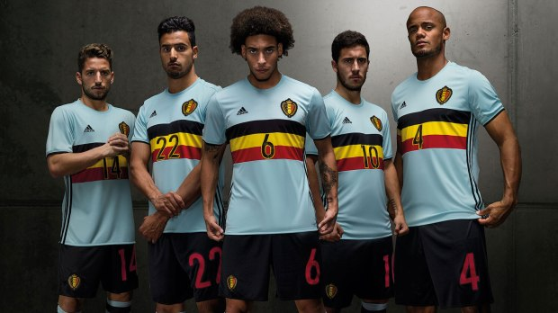 Belgium Away Kit