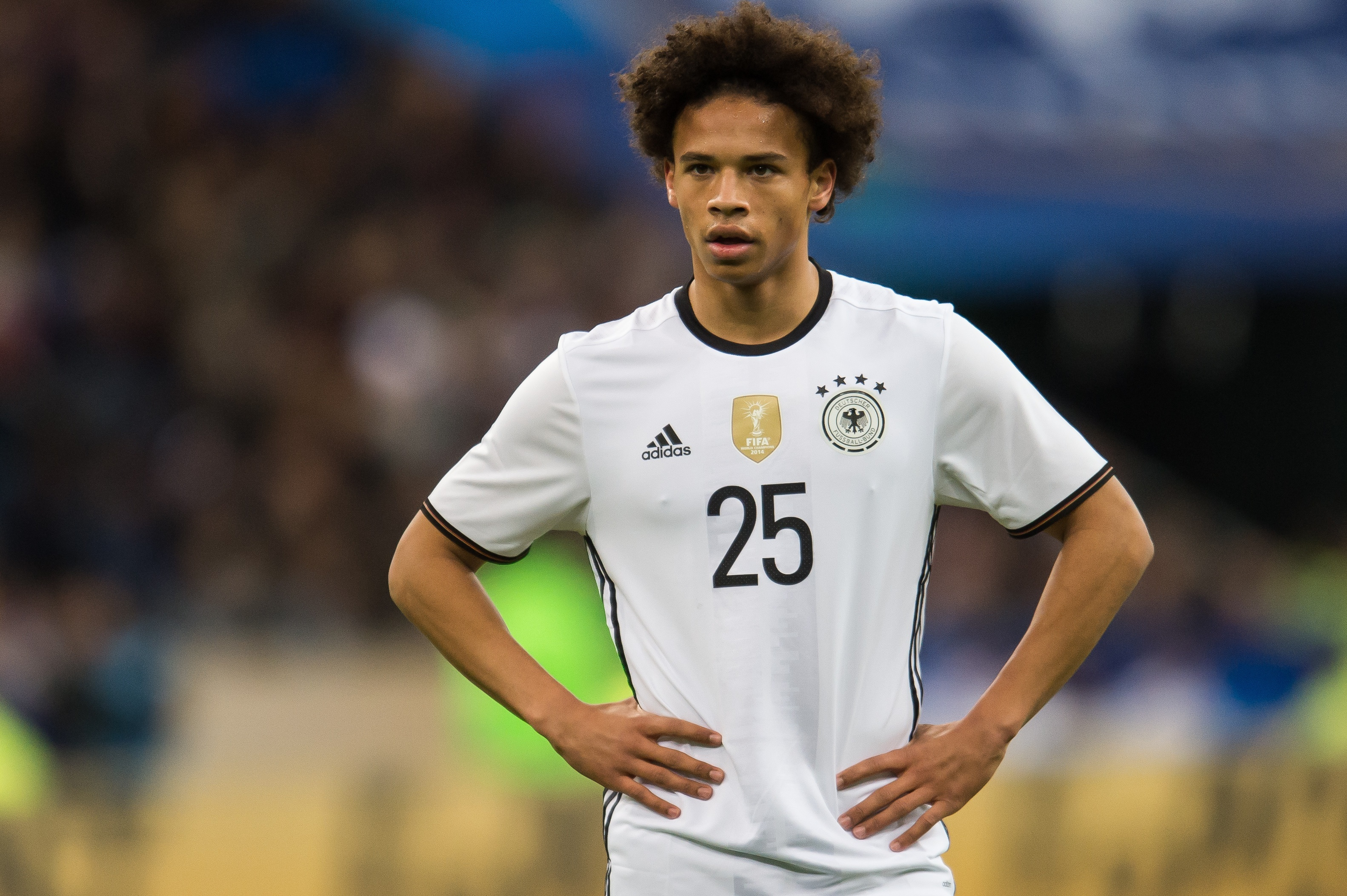Image result for leroy sane germany