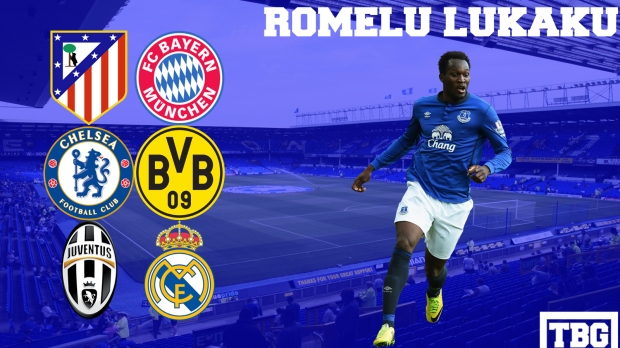 Lukaku Background