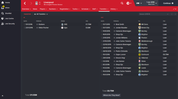 Liverpool_ Transfers Transfer History