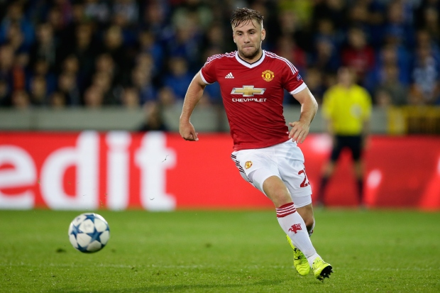 """Champions league play-offs - """"Club Brugge v Manchester United"""""""