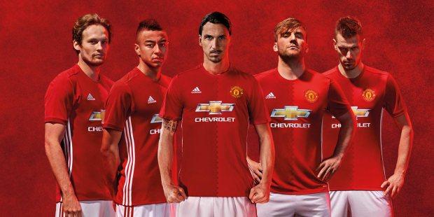 Manchester United Home KIt