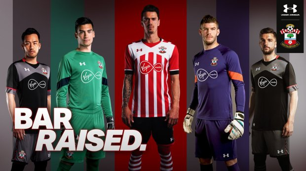 Southampton Away kit